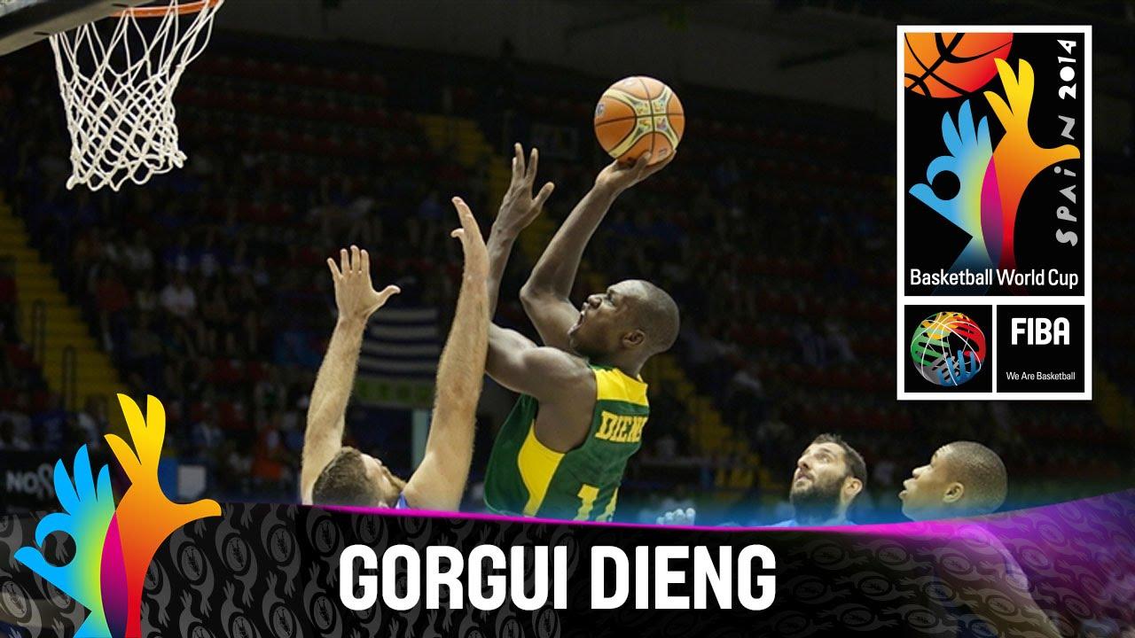 Gorgui Dieng - Best Player (Senegal)