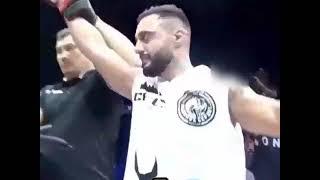 Рафаэль Абраамян победил турецкого соперника на ММА – GFC 18