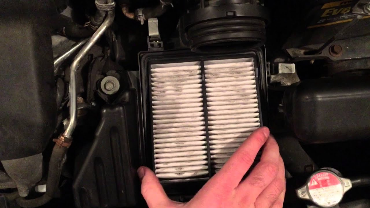 Exceptional Honda Fit Engine Air Filter Replacement (2007 Fit Sport)