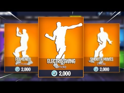 Top 10 Legendary Emotes in Fortnite Battle Royale..!