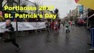 St Patrick's Day Portlaoise, Ireland 2017