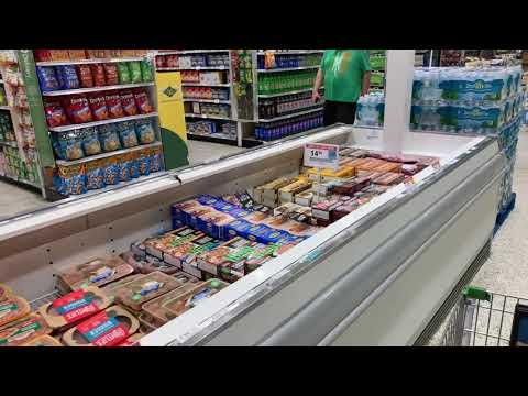🔴 США магазины Продукты ВОДА 🔴 цены снижены Америка ЖИТЬ ПРОДОЛЖАЕТСЯ 01.04.2020