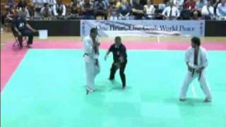 Zahari Damyanov vs. Goderzi Kapanadze.