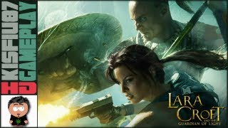 Lara Croft and The Guardian of Light Gameplay (PC HD)