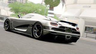 Forza Motorsport - Koenigsegg Agera É Muito Sinistro - GoPro ‹ ZoiooGamer ›