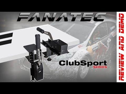 Смотрите сегодня видео новости Fanatec Clubsport Handbrake v1 5 Review and  Demo на онлайн канале Russia-Video-News Ru
