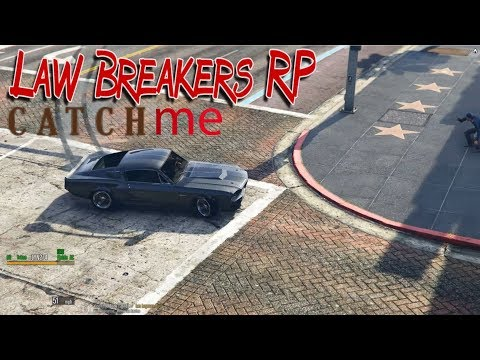 Law Breakers Roleplay,I run In Eleanor ,GONE IN 60 SECONDS 1967 Shelby GT500 Mustang(CATCH ME)