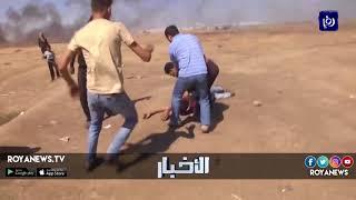 فيديوهات تسجل جرائم الاحتلال - (15-5-2018)