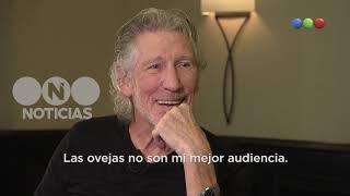 Pensando con Roger Waters - Telefe Noticias