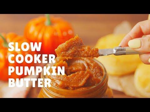 How To Make Slow Cooker Pumpkin Butter Updated 2017