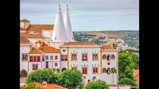 Португалия: Национальный дворец Синтры,С ВЛАДИМИРОМ ВОЛОШИНЫМ
