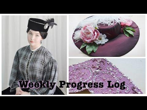 Weekly Progress Log #4 : Sewing & Costumery