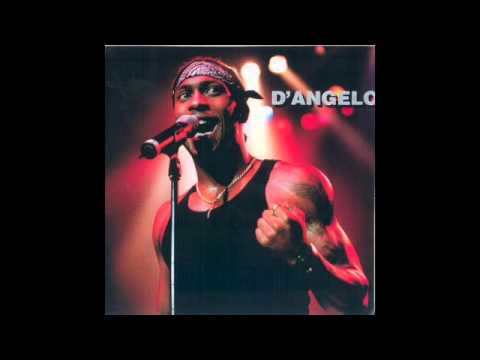 D'Angelo - Lady (Live @ The Cirkus, Stockholm, 8.7.00)