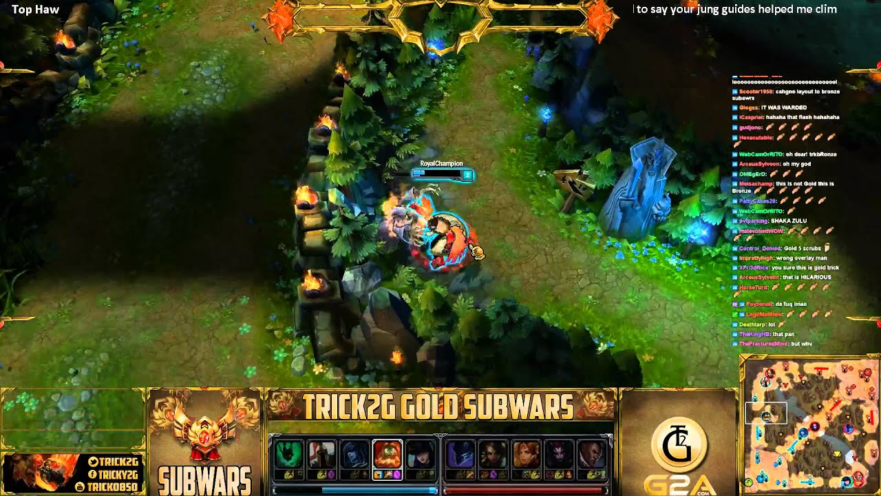 How to Improve your Map Awareness in League of Legends