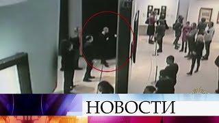 Украденная картина Куинджи возвращается в музей.