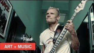 Flea - Silverlake Conservatory of Music Art - Art + Music - MOCAtv