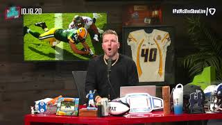 The Pat McAfee Show | Monday October 19th, 2020