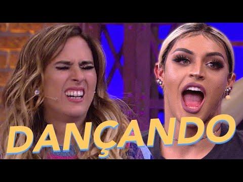 Dançando  Tatá Werneck  Pabllo Vittar  Daniela Mercury  Lady Night  Humor Multi