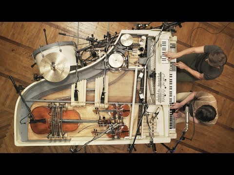 Scott - WATCH: Two Musicians Play 20 Instruments At Once!