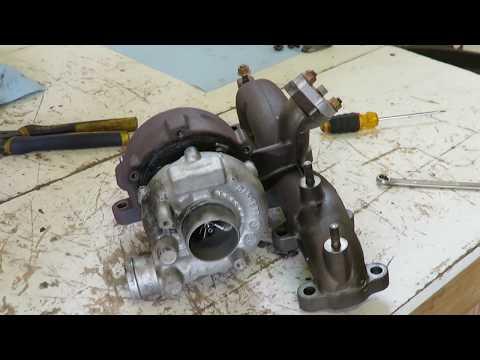 Volkswagen VW TDI ALH Diesel Turbo Cleaning Overboosting