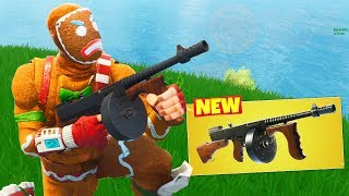 *NEW* 100 KILLS with THE DRUM GUN in Fortn