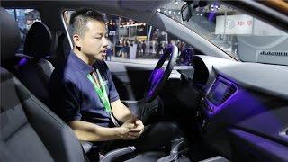 2017  2017 overview of Hyundai Verna Solaris 2017 exhibition in Chengdu