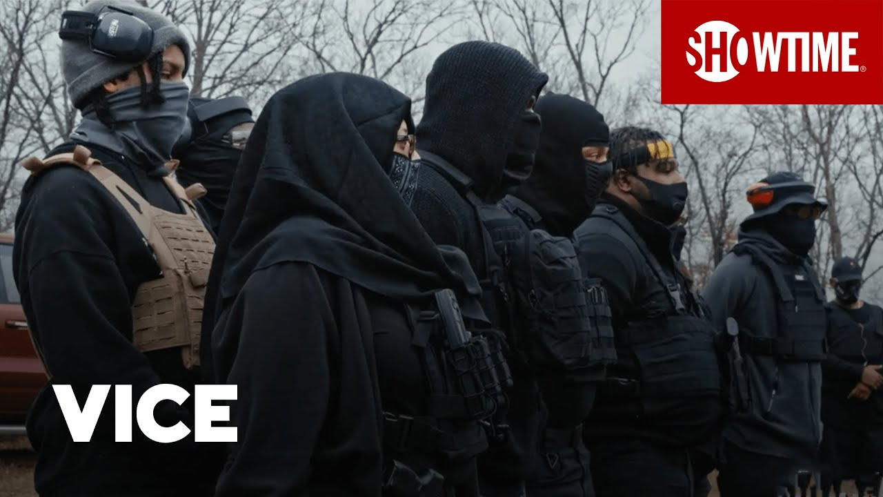 The Not Fucking Around Coalition Is America's Largest Armed Black Militia   VICE on SHOWTIME
