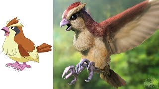 If Pokemon Were Real Life Animals! (Part 8)