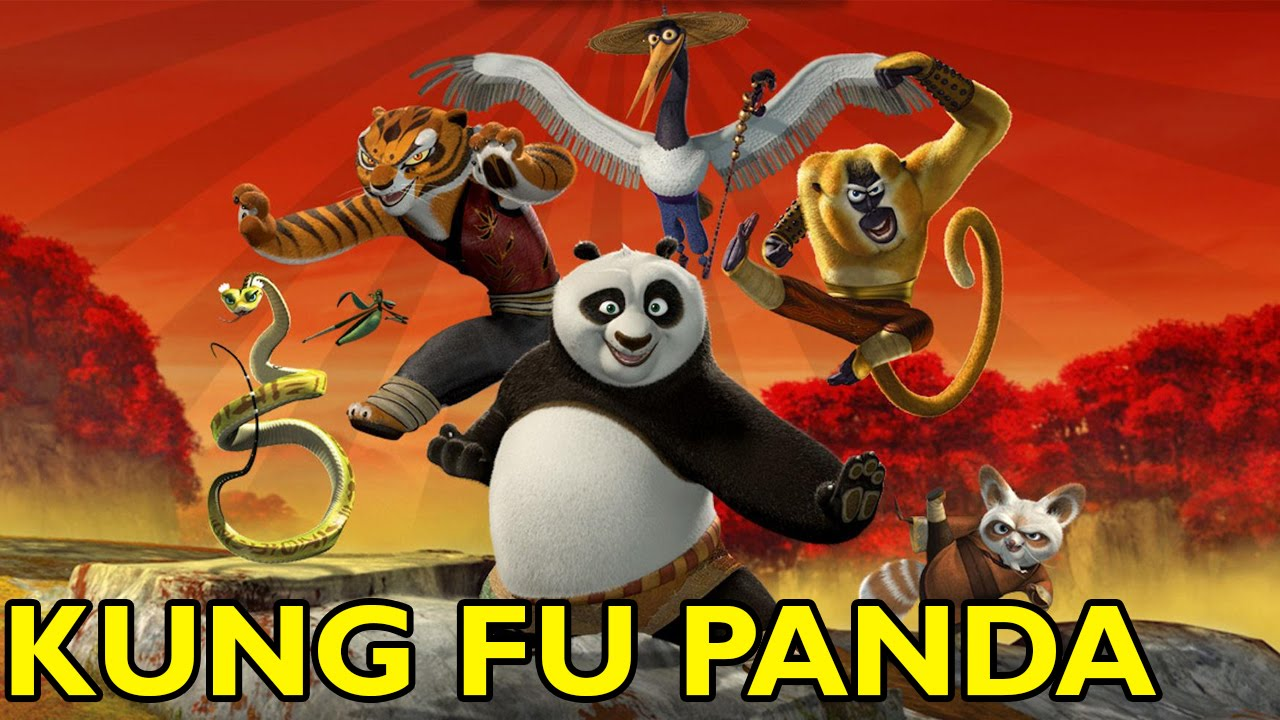 Kung Fu Panda Summary