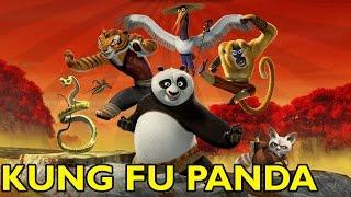 Movie Spoiler Alerts - Kung Fu Panda (2008) Video Summary