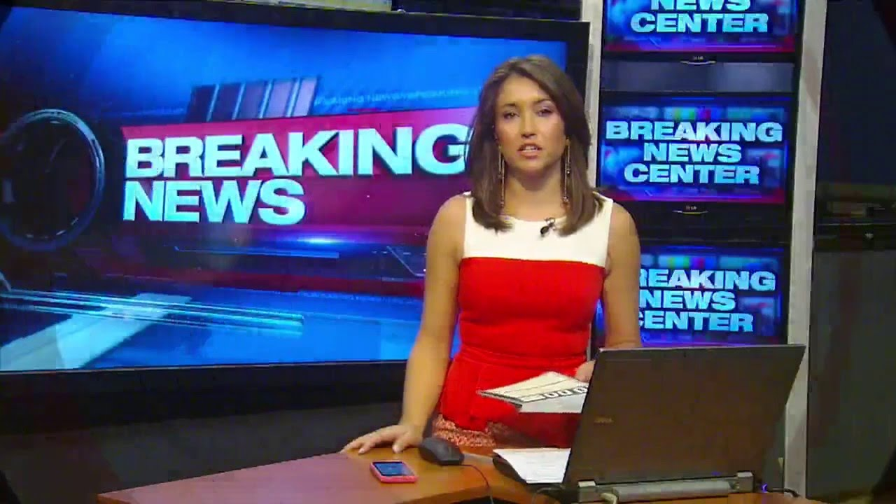 Jessica Castro 'Breaking News'