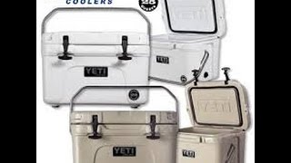 YETI Roadie 20 Cooler- Review and First Look