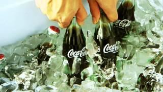 今夏コカ・コーラと湘南乃風のコラボレーションによって制作され、夏フ...