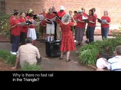 Durham-Chapel Hill Complaints Choir Live Concerts