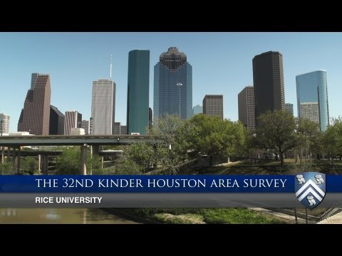 The 32nd annual Kinder Institute Houston Area Survey