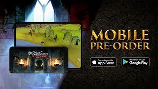 OSRS Mobile - Pre-register now!