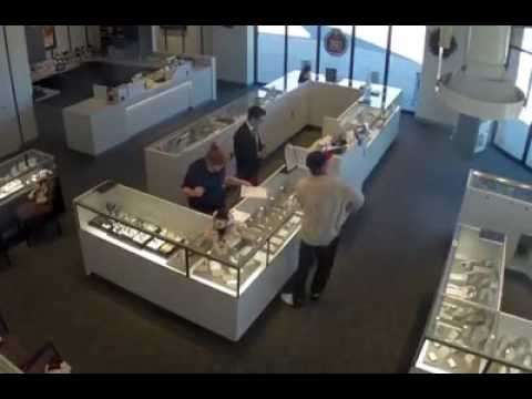 Smyrna Jewelry Store Robbery