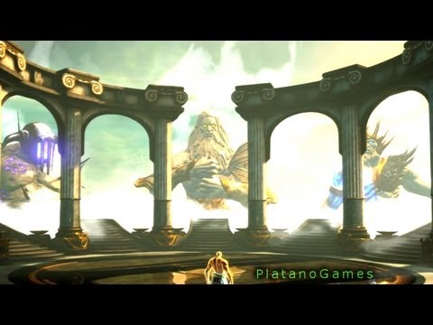 God of War: Ascension - Combat Training - Full GoW Multiplayer Beta Walkthrough Part 1 - HD