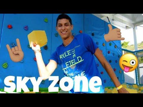 Skyzone Venezolano + Haciendo Papitas a las 3am