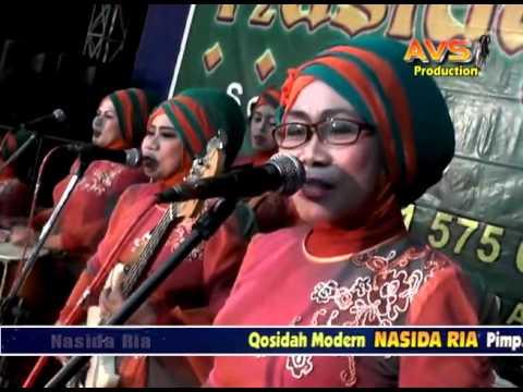 Qosidah NASIDA RIA * Istri Taat Pada Suami - Hj. Afu'ah *(Kerek-Tuban,060815)