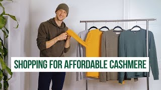 What is Cashmere and Why is it so Expensive?   Affordable Cashmere Naadam, Uniqlo, Everlane