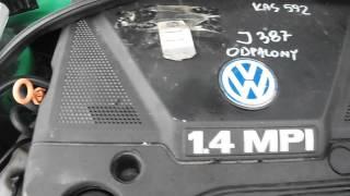 Silnik VW POLO AUD 1,4 MPI 160 000 km