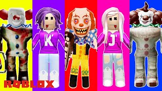 SMILE 2: THE CLOWN KILLINGS 🤡 / ROBLOX
