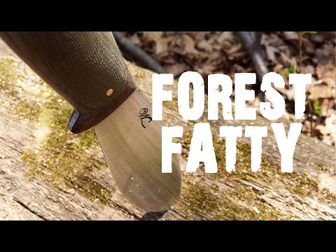 WC Knives Forest