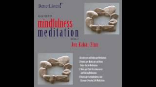 Jon Kabat-Zinn, Guided Mindfulness Meditation, Series 3, Breathscape Meditation