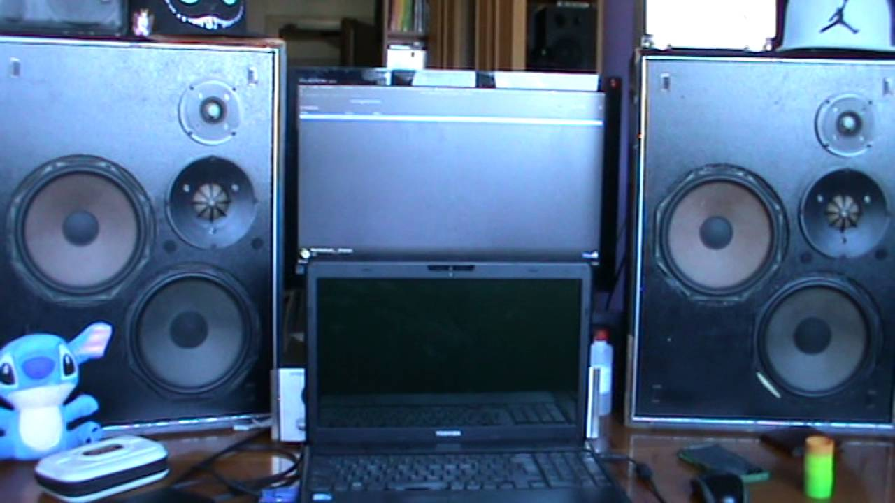 vintage philips rh 457 speakers test