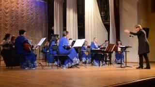 Русский народный оркестр Хабаровской краевой филармонии, закрытие концертного сезона
