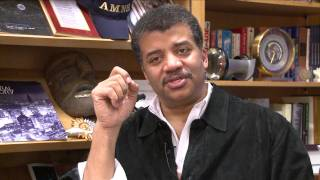 Neil deGrasse Tyson on the 10th Annual Asimov Debate