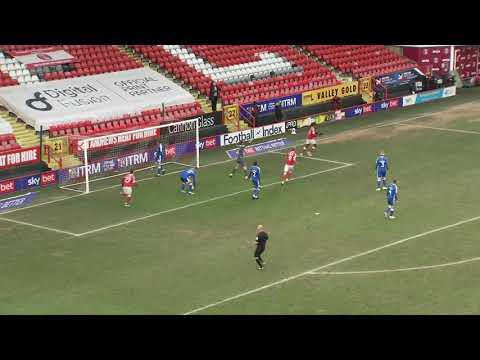 Charlton Gillingham Goals And Highlights