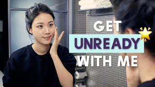 FALL Get unready with me Simpl…